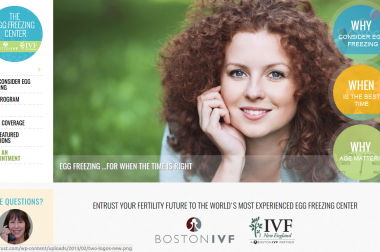 Boston IVF   – fertility specialists